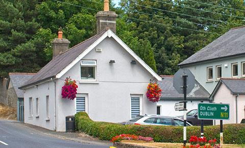 The Schoolmaster's Cottage