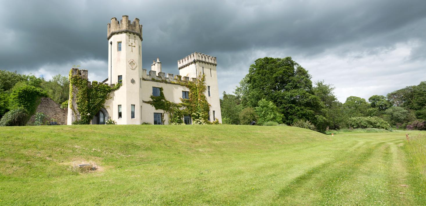 Castle Angle Wide