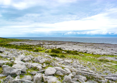 Burren Seascape Islands 400x284