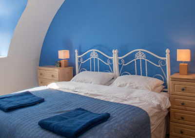 Blue Bed 400x284