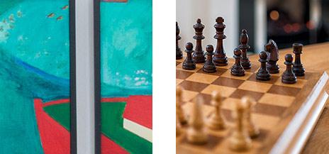 Painting Chess