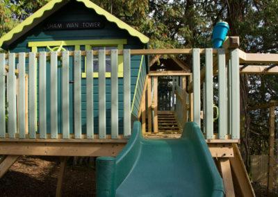 Garden Playground Slide 400x284