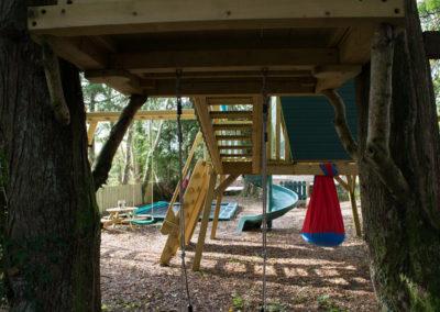 Garden Playground Swings 400x284