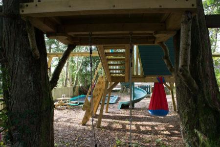 Garden Playground Swings 450x300