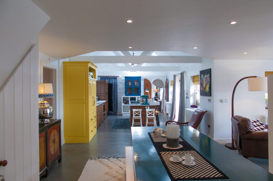 Kitchen From Dining 928x616