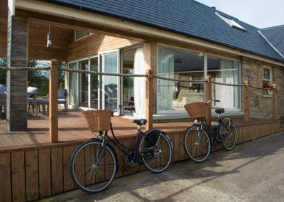 Terrace Bikes Close 400x284