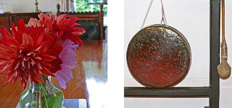 Flower Gong