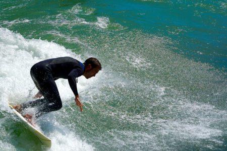 Surfing 450x300