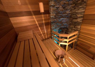 Sauna Tiers 400x284