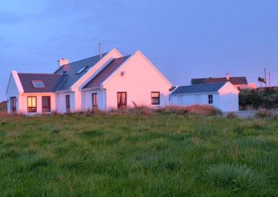 Evening House 400x284