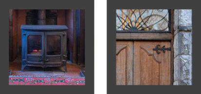 Stove Door 413x194