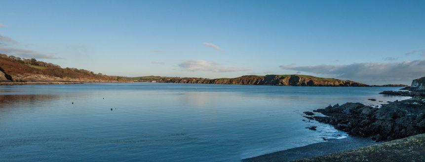 Beach Panorama 861x329