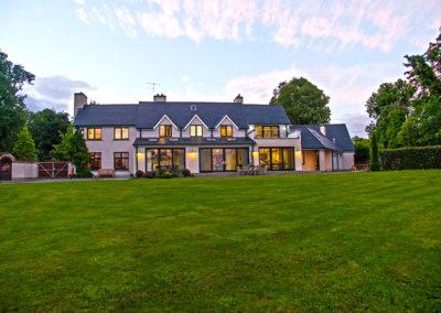 Dusk House Facade 400x284