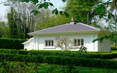 The Gate Lodge at Coolmore
