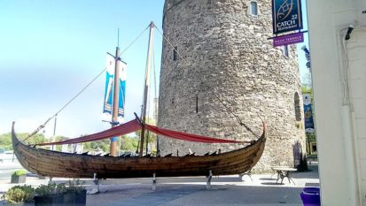 Viking Longship Waterford 413x233