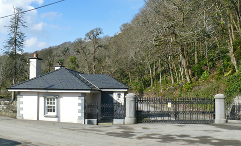 The Gate Lodge at Woodhouse