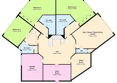 Floor Plan 1 400x284