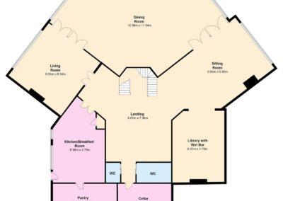 Floor Plan 2 400x284