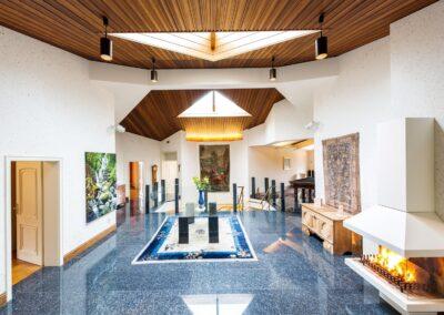 Lobby Granite Floor 400x284