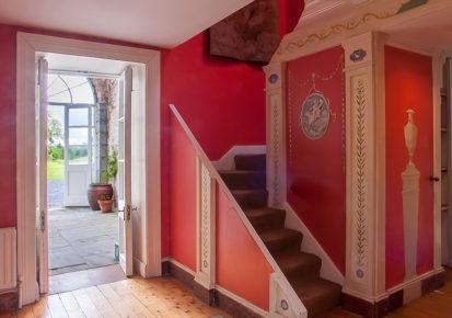 Hallway Red 413x290