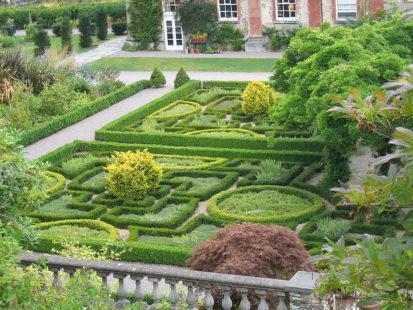 Garden At Bantry House 413x310