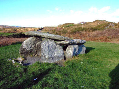 Wedge Tomb 413x310