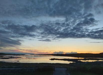 Sunset 413x302