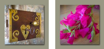Lock Flower 413x194