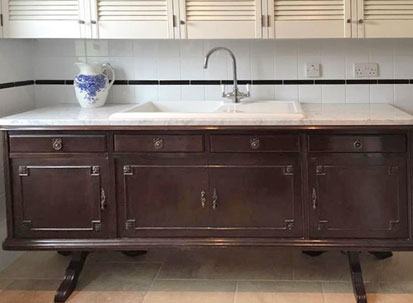 Sideboard Sink