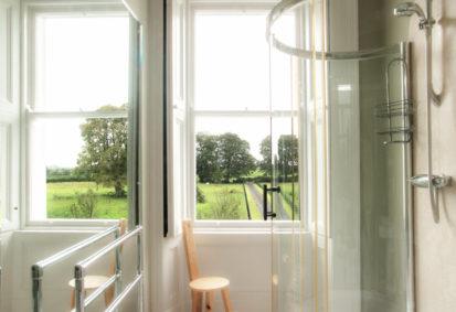 Bathroom Shower View 413x283
