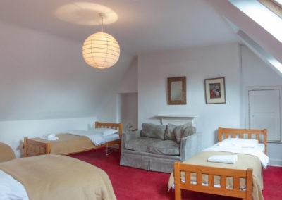 Bedroom Dorm 1 400x284