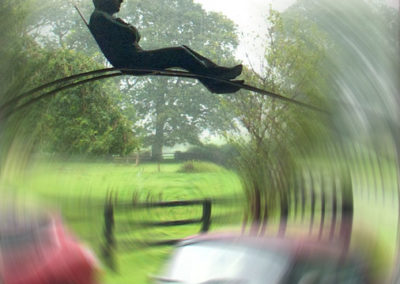 Spinning Man 400x284