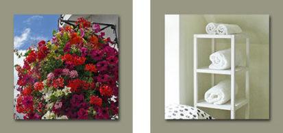 Flowers Towels 413x194