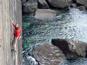 Ailladie Climbing