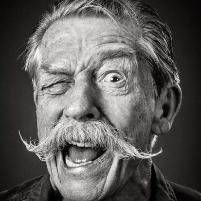 Sir John Hurt CBE 413x414