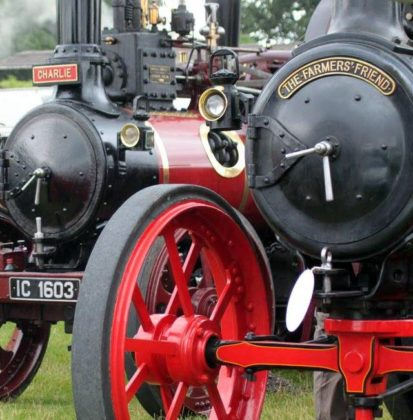 Csm Stradbally. ISPS Steam Museum Baded50de6 413x420