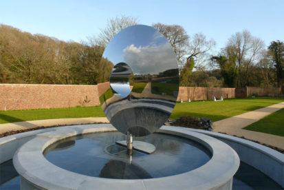 Sculpture Garden 413x276