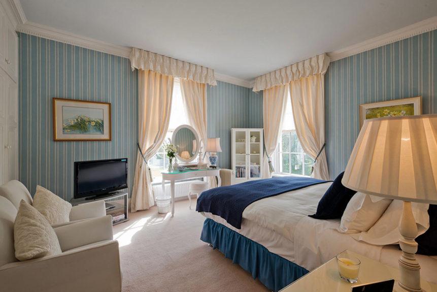 Double Bedroom Blue 861x575