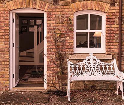 Front Door T