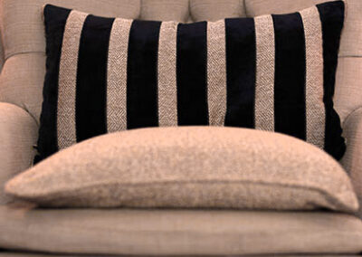 Stripe Cushion T 400x284