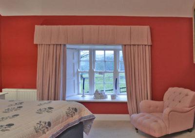 Red Bedroom 2 400x284