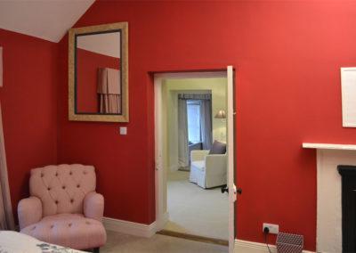 Red Bedroom 400x284