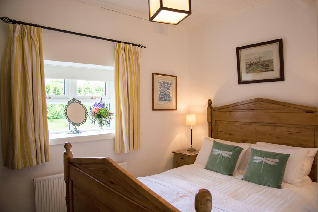Bedroom Double Window