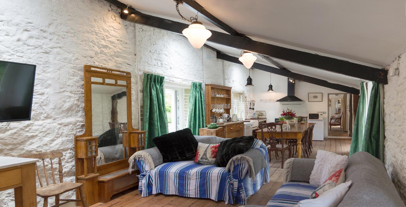 Living Room Pano