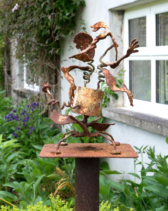 Sculpture Welded