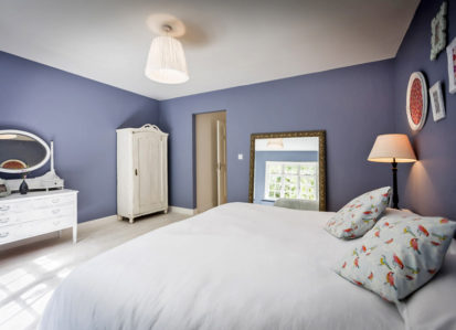 Blue Bedroom 413x299