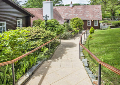 Garden Steps 400x284